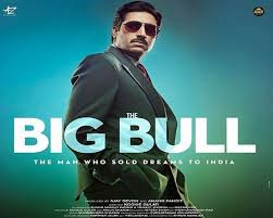 Watch The Big Bull Movie Free