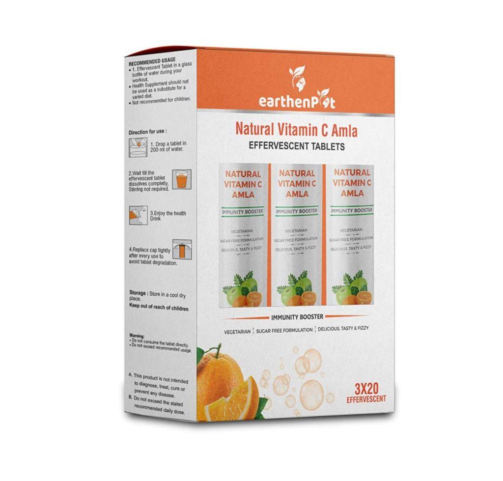 Vitamin C Amla Tablets Deal