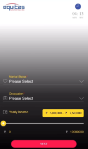 Open Free Equitas Small Finance Bank Account