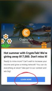 CryptoTab Browser Pro Refer Earn 🔥 CryptoTab Browser Pro – Earn ₹20 – ₹30 Daily By Mining | Instant Withdrawal | Earn Money Trick