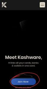 Kashware Kard Early Access Invitation