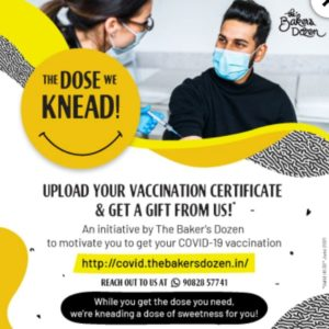 The Bakers Dozen Vaccination Gift Offer