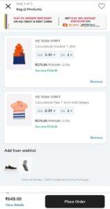 AJIO Refer & Earn Free Shipping Loot