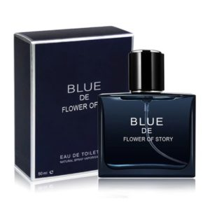 Free Sample BLUE De Flower Of Story Perfume
