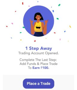 Open FnO PLAY Free Trading Account