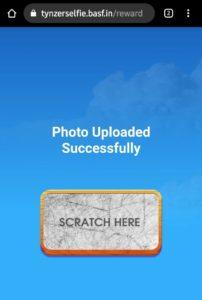 Tynzer Selfie Free PayTM Cash