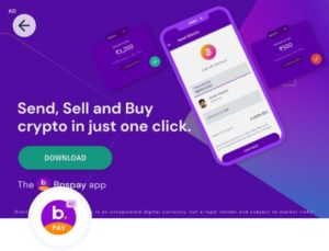 PayTM BnsPay Send Money Offer