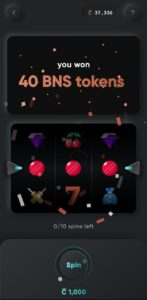 Cred Bitbns Free BNS Tokens