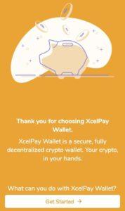 XcelPay Wallet XLD Token Airdrop