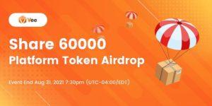 Vee Finance Platform Token Airdrop