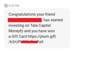 Tata Capital Moneyfy App Free Amazon Vouchers