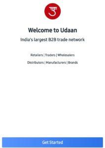 UDAAN Business App Referral Code