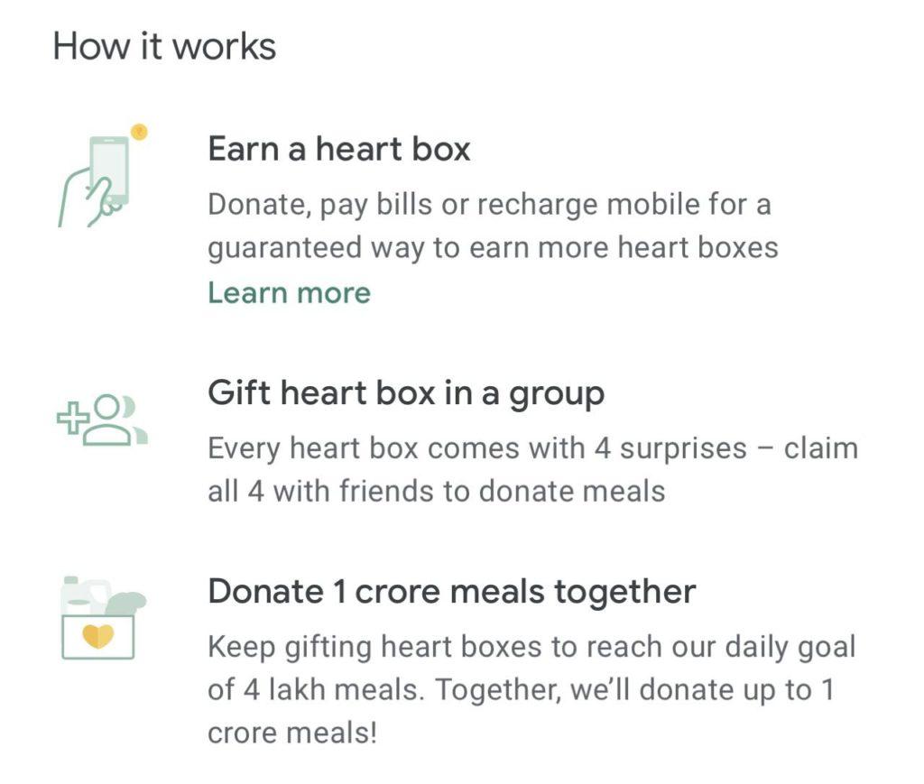 GooglePay i-care Offer