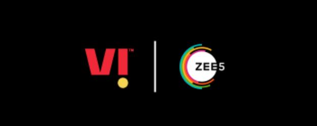 Vi Plans With Free Zee5 Premium Subscription