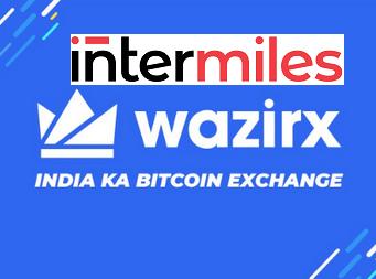 Intermiles WazirX Token Offer