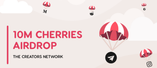 Cheery Network Airdrop