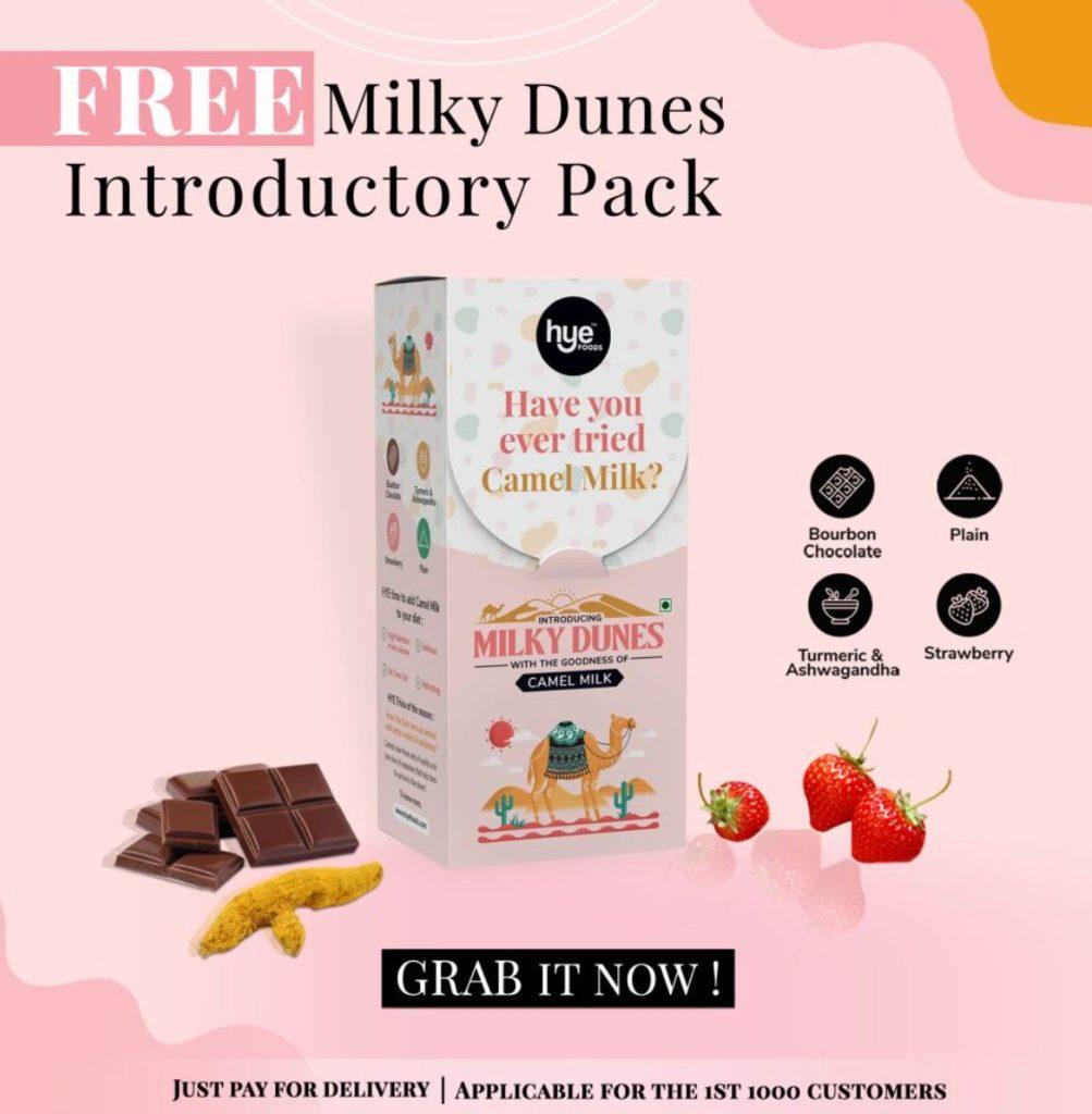 Milky Dunes Starter Pack