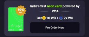 Walrus Card Referral Code