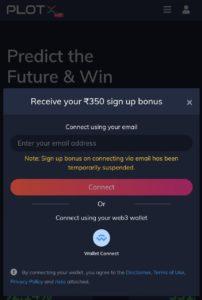 PlotX Predict Win PLOT Token