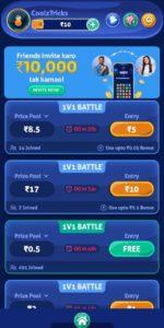 Choco Crush App Refer Earn