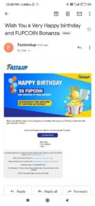 FastAndUp Refer Earn FUP Coins