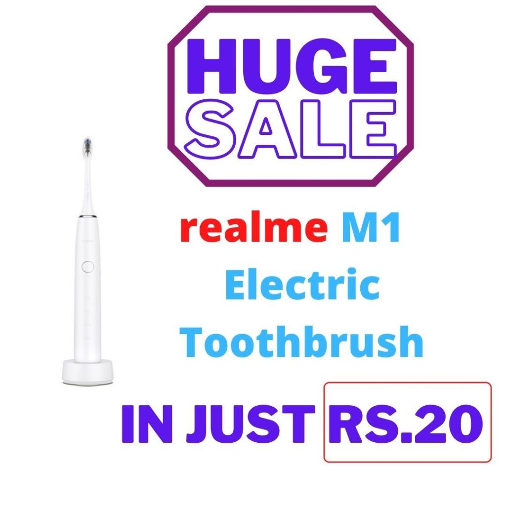 Realme M1 Electric Toothbrush Successful Buy Trick