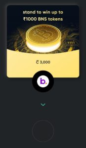 Cred BnsPay Free BNS Tokens