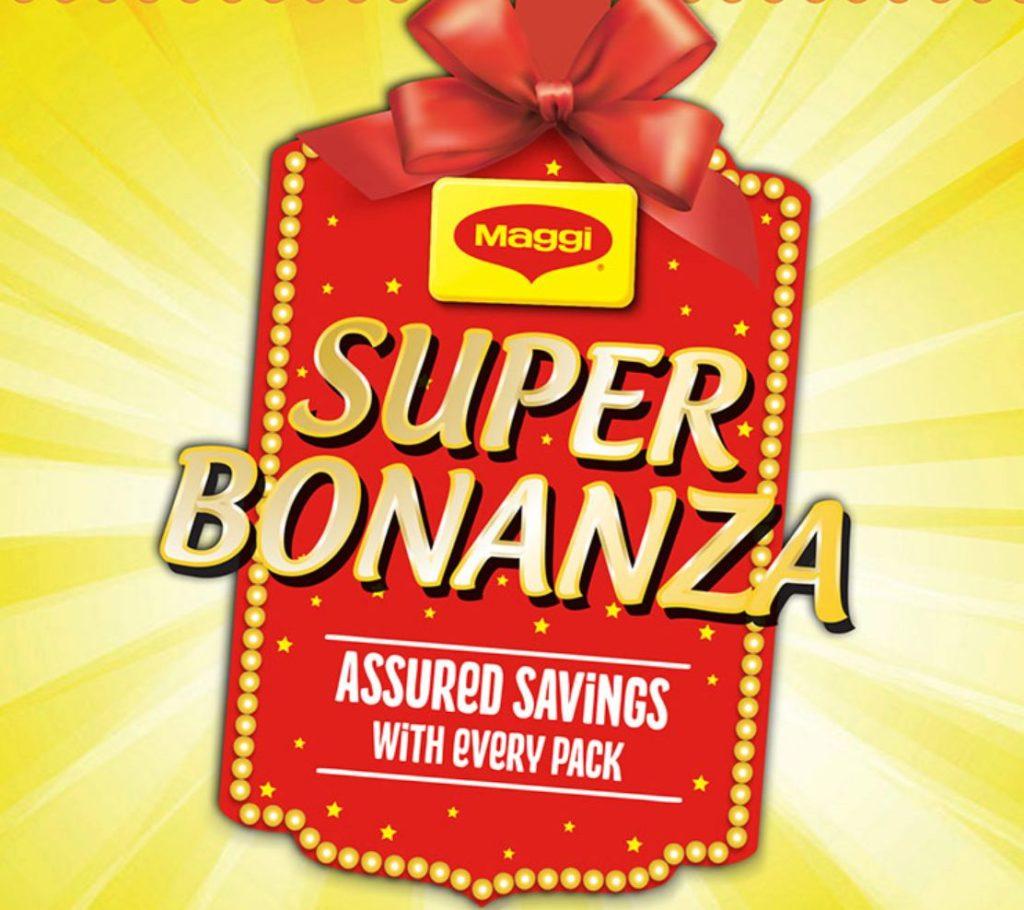 Maggi Maggi Super Bonanza LOT Code