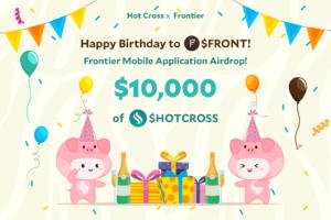 Frontier Token Anniversary Giveaway Hot Cross