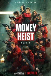 Watch Money Heist Season 5 Online Free