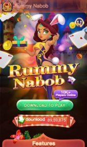 Rummy Nabob Refer Earn Free PayTM Cash