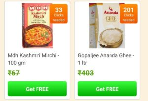 DealShare Grocery Get Free Offer