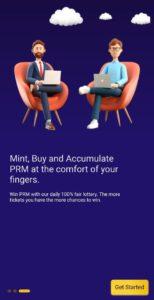 Primal Minting App Referral Code