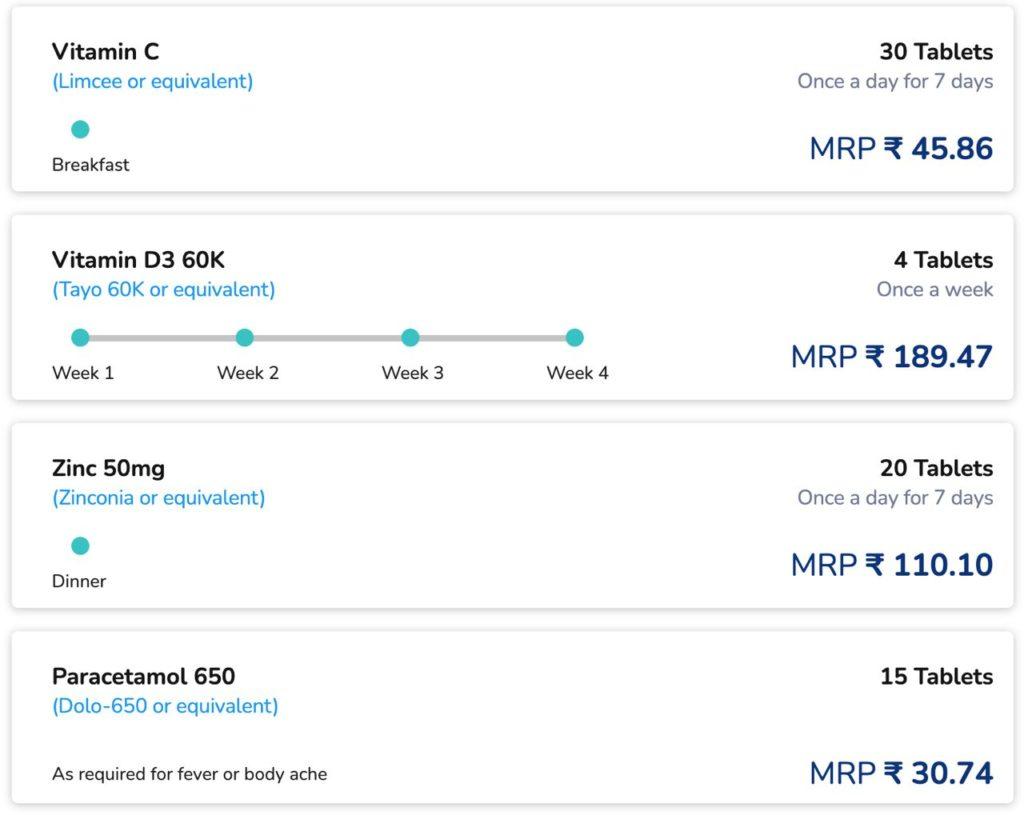 Dhani Medicine Loot – FREE Medicine Kit Worth ₹376
